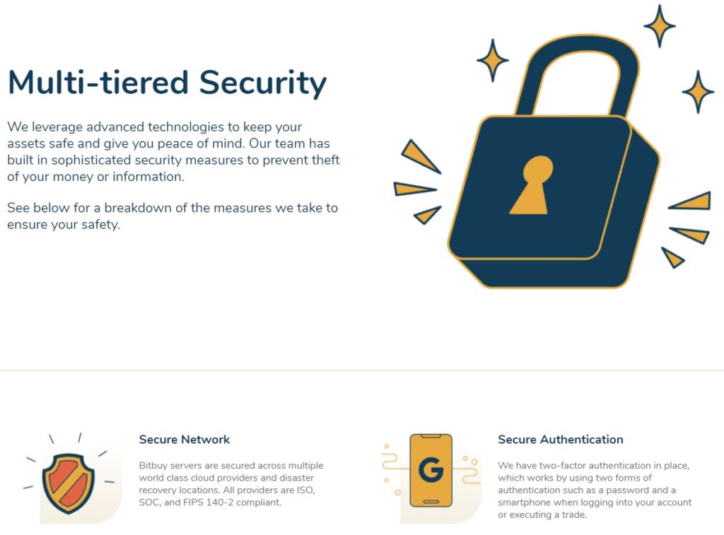 Bitbuy security